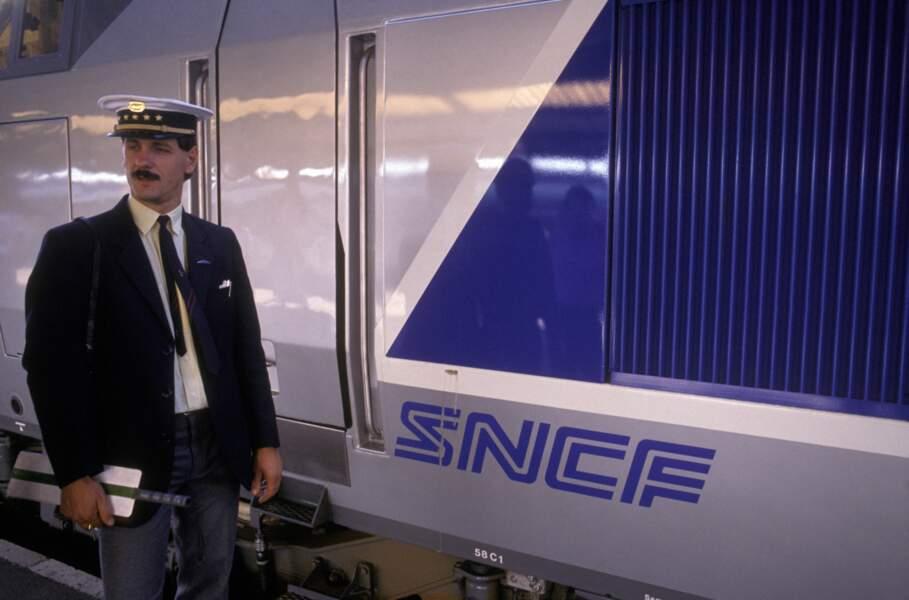 1989, TGV Atlantique