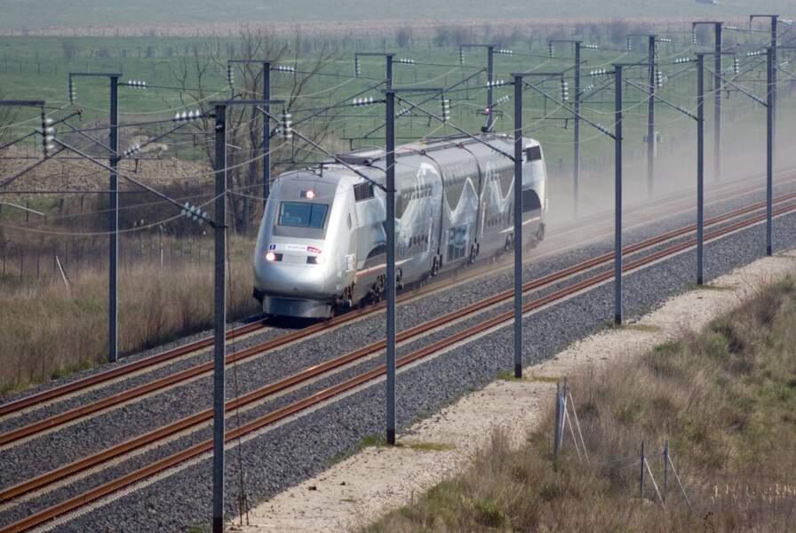 2007, TGV Est et nouveau record