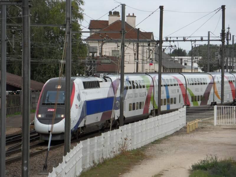 2011, TGV Rhin-Rhône