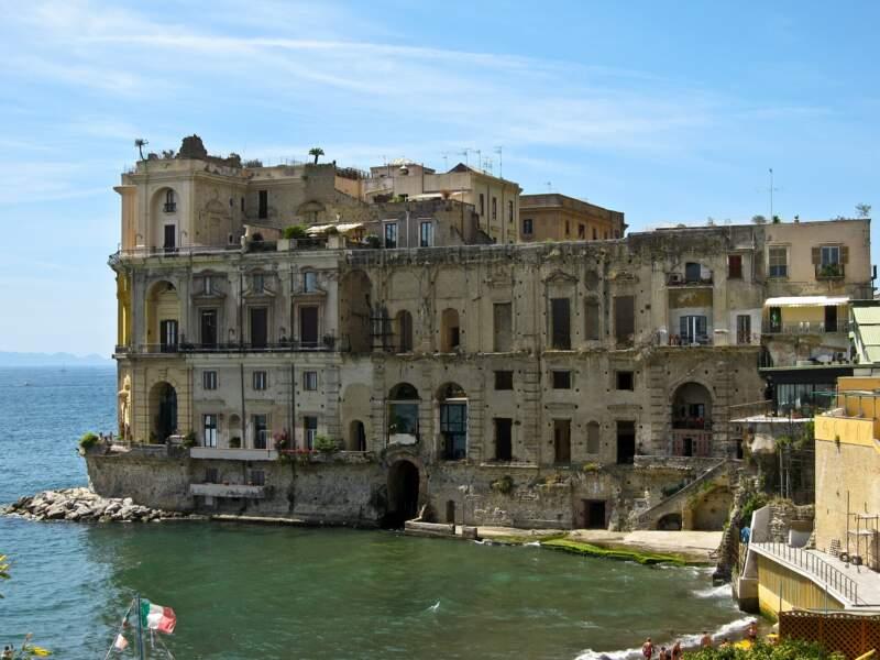 Via Posillipo, Naples