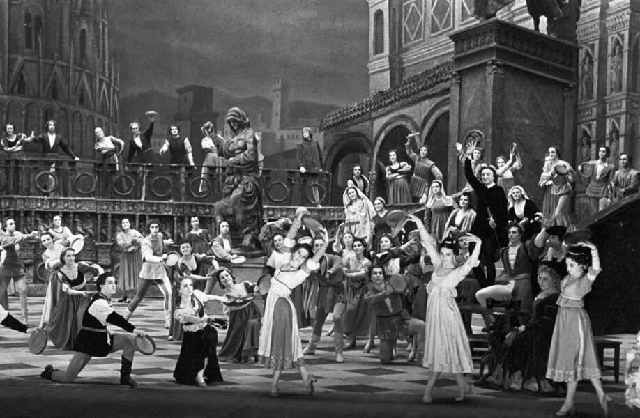 Dans les ballets de Prokofiev, l'élan révolutionnaire avant tout