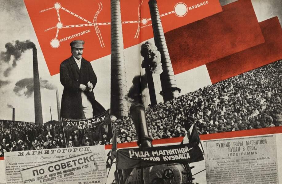 L'art doit célébrer la société communiste