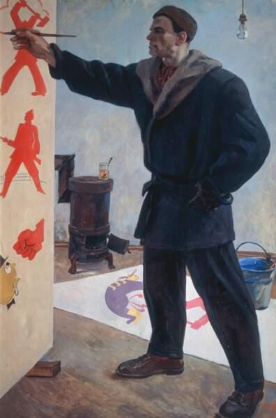 En peinture, le rejet de l'héritage occidental