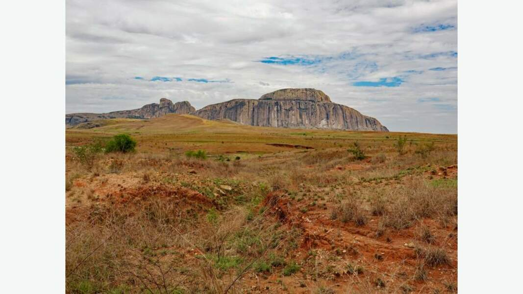 Le rocher d'Ifandana