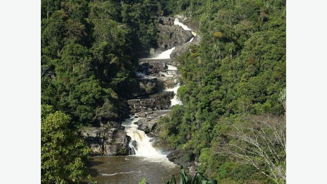 Cascade du Parc de Ranomafana