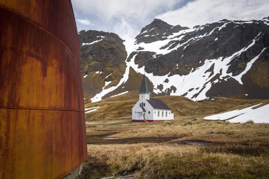 Eglise esseulée