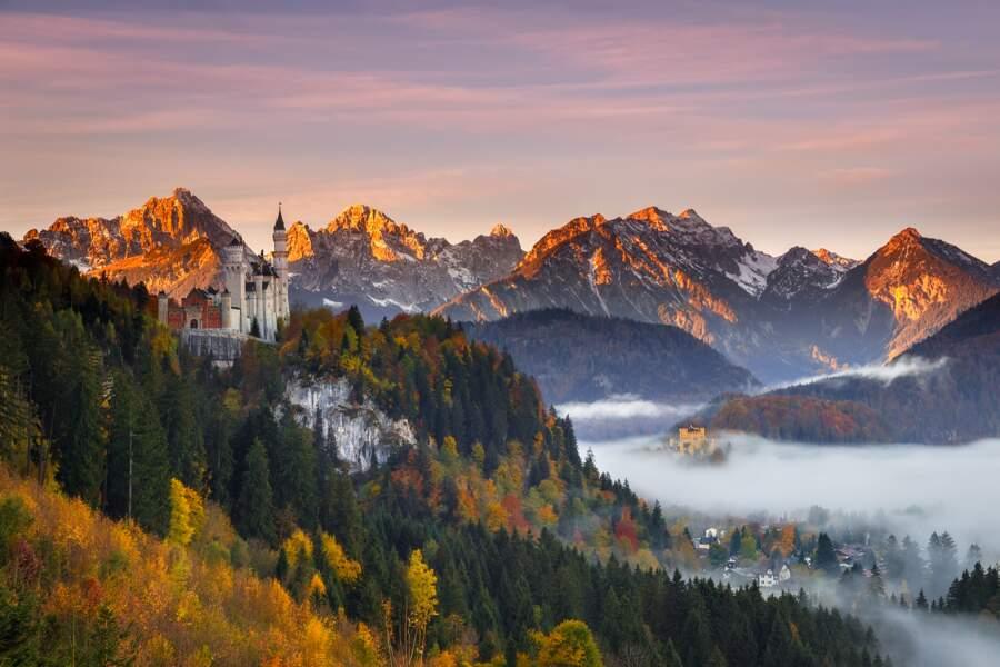 La Bavière en automne