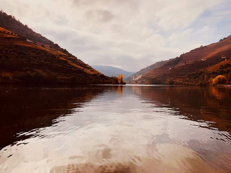 La vallée du Douro en automne