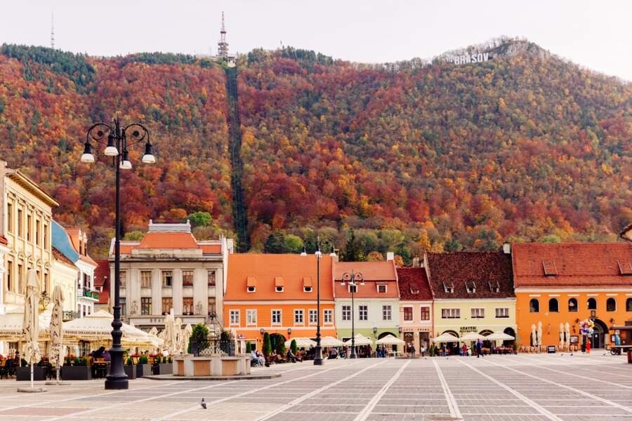 La Transylvanie en automne