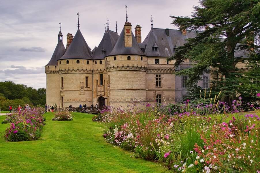 10- Le château de Chaumont-sur-Loire