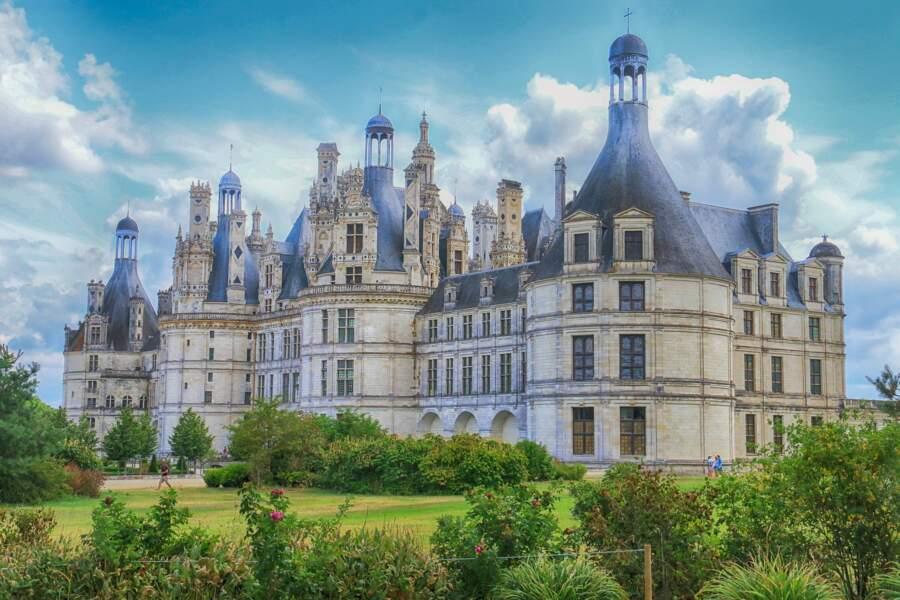 2- Le château de Chambord