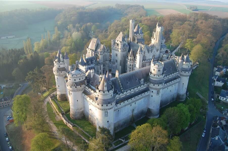 4- Le château de Pierrefonds