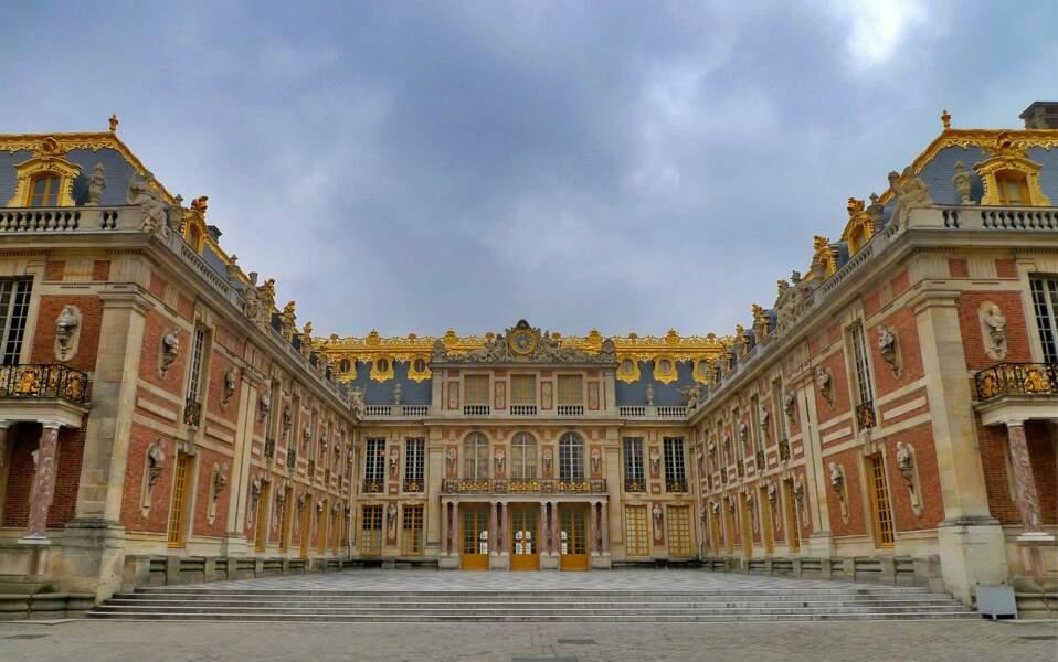 1- Le château de Versailles