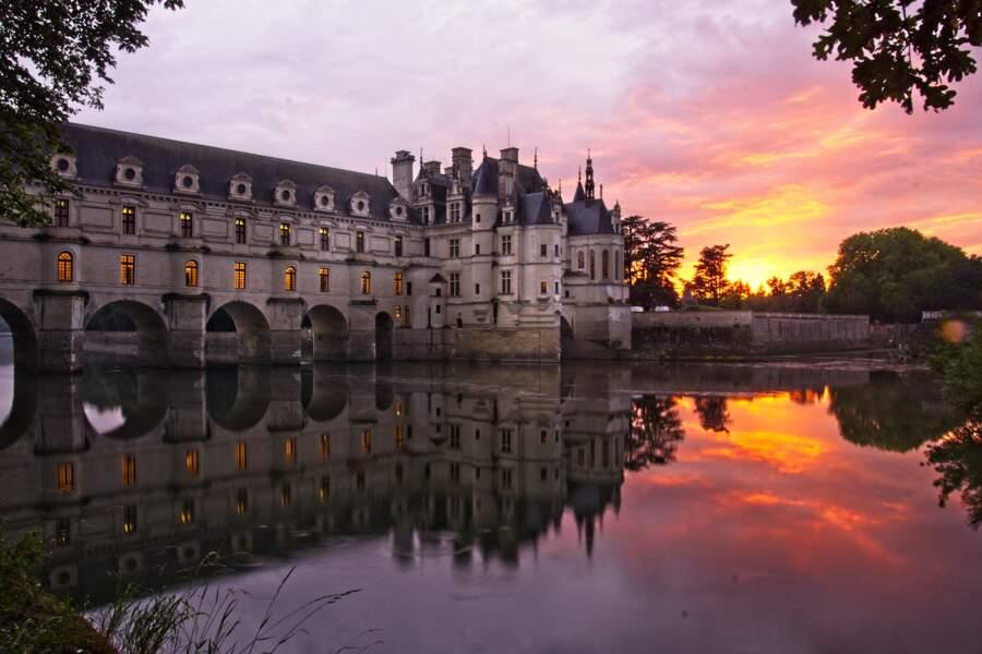 3- Le château de Chenonceau
