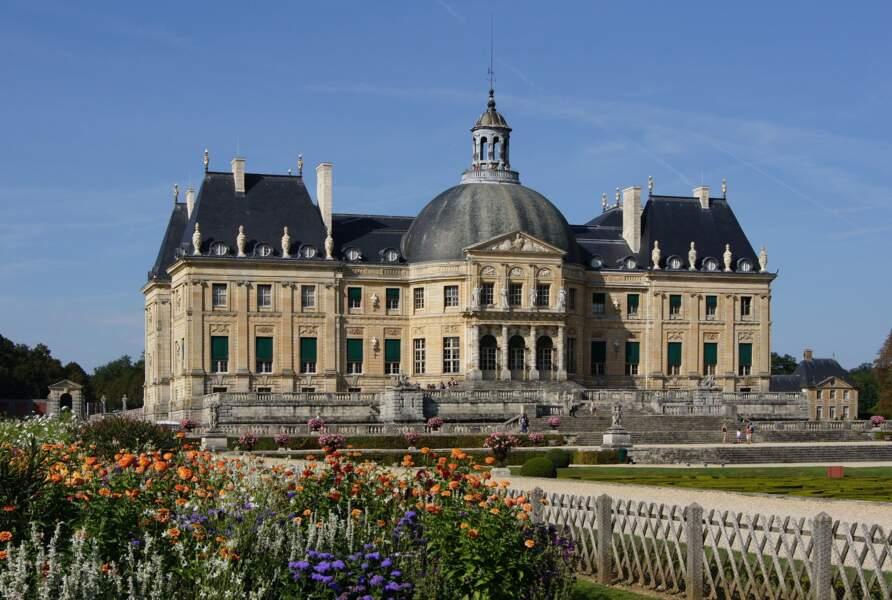 5- Le château de Vaux-le-Vicomte