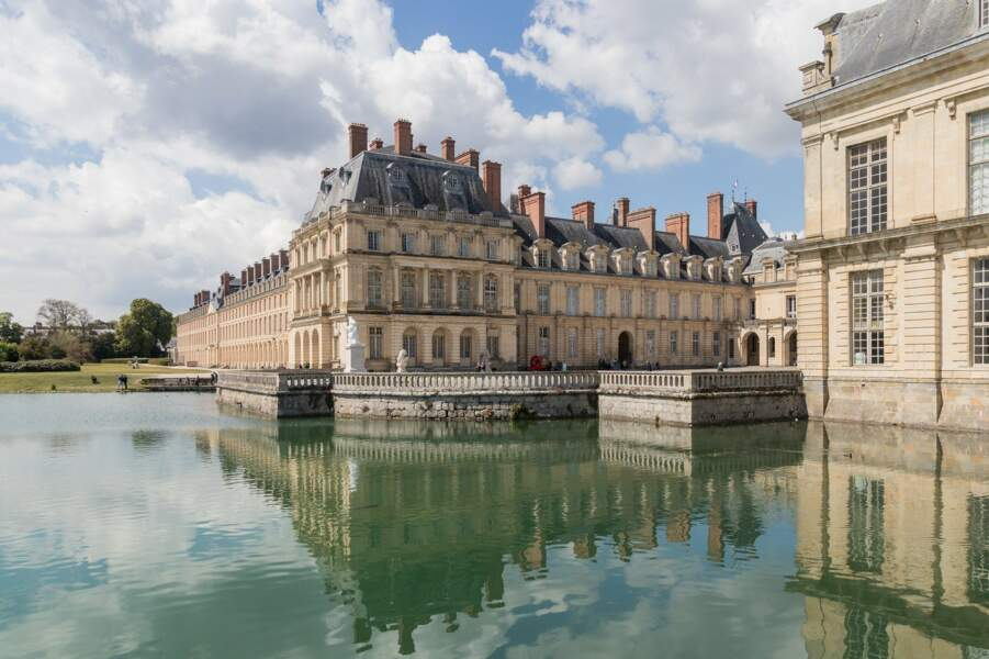 9- Le château de Fontainebleau