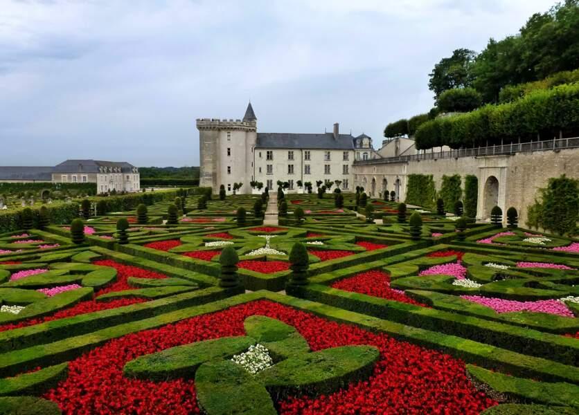 8- Le château de Villandry